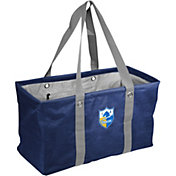 Los Angeles Chargers Crosshatch Picnic Caddy