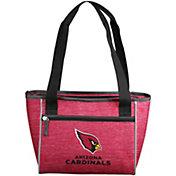 Arizona Cardinals Crosshatch Can Cooler Tote