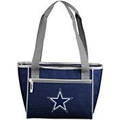 Dallas Cowboys Crosshatch Can Cooler Tote