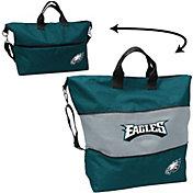 Philadelphia Eagles Crosshatch Tote