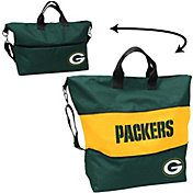 Green Bay Packers Crosshatch Tote