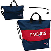 New England Patriots Crosshatch Tote