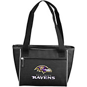 Baltimore Ravens Crosshatch Can Cooler Tote