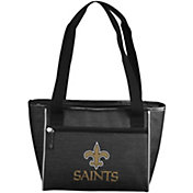 New Orleans Saints Crosshatch Can Cooler Tote