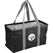 Pittsburgh Steelers Crosshatch Picnic Caddy