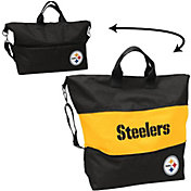 Pittsburgh Steelers Crosshatch Tote
