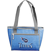 Tennessee Titans Crosshatch Can Cooler Tote