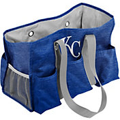 Logo Kansas City Royals Crosshatch Jr Caddy