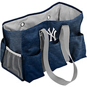 Logo New York Yankees Crosshatch Jr Caddy