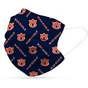 Adult Auburn Tigers 6-Pack Disposable Face Coverings
