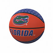 Florida Gators Logo Mini Rubber Basketball