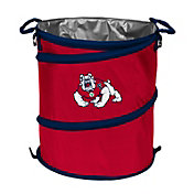 Fresno State Bulldogs 3-in-1 Collapsible Trash Can Cooler