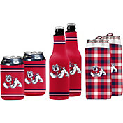 Fresno State Bulldogs Koozie Variety Pack