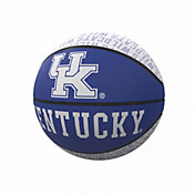 Kentucky Wildcats Logo Mini Rubber Basketball