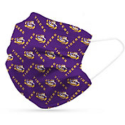 Adult LSU Tigers 6-Pack Disposable Face Coverings