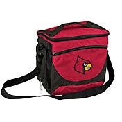 Louisville Cardinals 24 Can Cooler