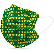 Adult Oregon Ducks 6-Pack Disposable Face Coverings