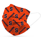 Adult Syracuse Orange 6-Pack Disposable Face Coverings