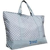Logo Tennessee Titans Dot Tote