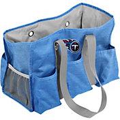 Logo Tennessee Titans Crosshatch Jr Caddy