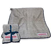 XFL Houston Roughnecks Frosty Fleece Blanket