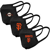 Levelwear Adult San Francisco Giants 3-Pack Face Coverings