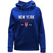 Levelwear Women's New York Mets Royal Frolic Pullover Hoodie