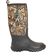 Muck Boots Men's Fieldblazer Classic Fleece Realtree Hunting Boots