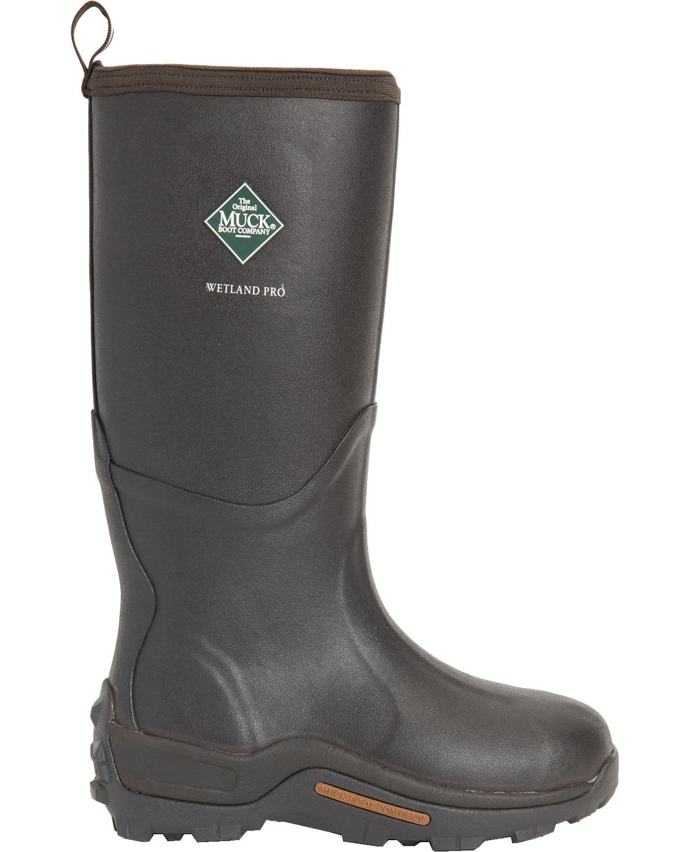 Muck Boots Men's Wetland Pro Snake Hunting Boots