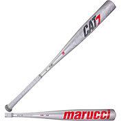 Marucci CAT7 Silver BBCOR Bat 2021 (-3)