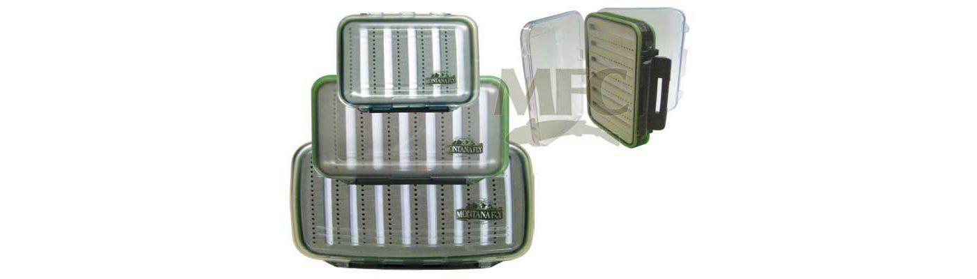 Montana Fly Company Waterproof Fly Box