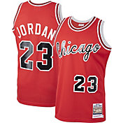 Mitchell & Ness Men's Chicago Bulls Michael Jordan #23 Authentic 1984-85 Red Jersey