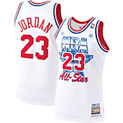 Mitchell & Ness Men's Michael Jordan #23 Authentic 1991 NBA All-Star White Jersey