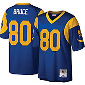 Mitchell & Ness Men's St. Louis Rams Isaac Bruce #80 Royal 1999 Home Jersey