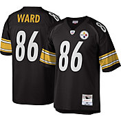 Mitchell & Ness Men's Pittsburgh Steelers Hines Ward #86 Black 2005 Home Jersey