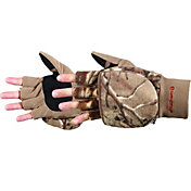 Manzella Men's Hunter Convertible Gloves