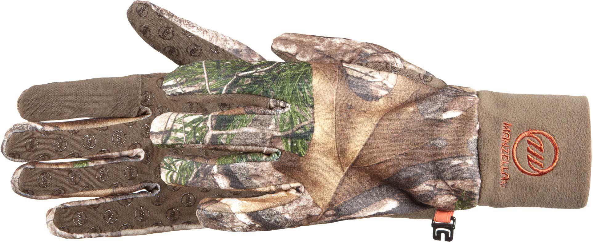 Manzella Women's Ranger Gloves, Medium/Large, Brown thumbnail