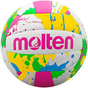 Molten Paint Splat Recreational Volleyball