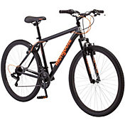 Mongoose Men's 27.5 Excursion Mountain Bike with V-brake