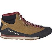 Merrell Men's Catalyst Mid Suede Waterproof Boots