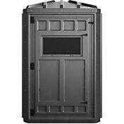Booner Blinds 4 Panel Gunner Box Blind – Tinted Windows