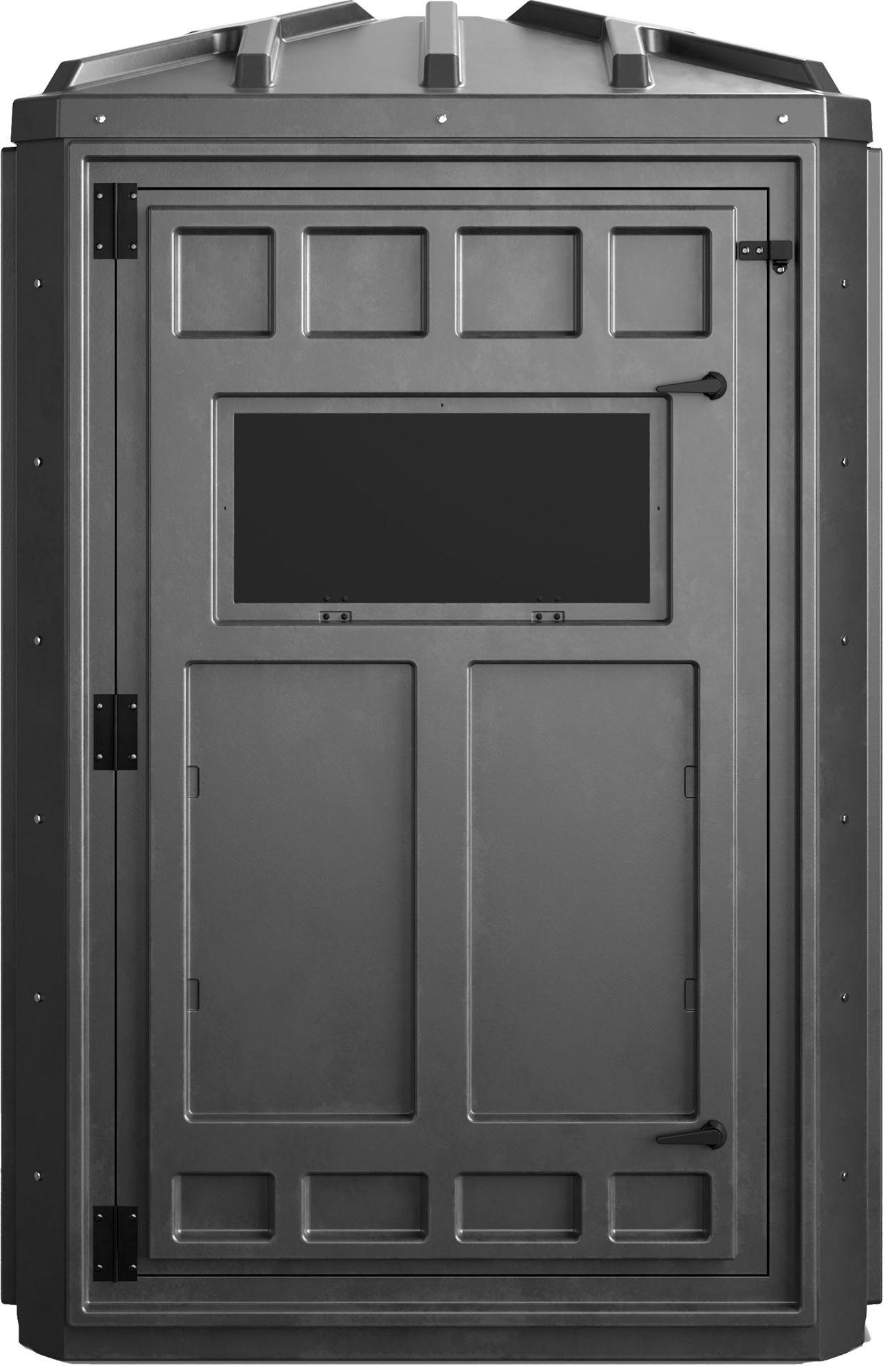 Booner Blinds 4 Panel Gunner Box Blind - Tinted Windows thumbnail