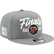 New Era Men's 2020 Eastern Conference Champions Miami Heat Locker Room 9Fifty Adjustable Hat