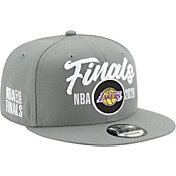 New Era Men's 2020 Western Conference Champions Los Angeles Lakers Locker Room 9Fifty Adjustable Hat