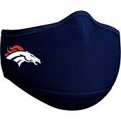 New Era Adult Denver Broncos Navy Face Mask