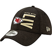 New Era Men's Super Bowl LIV Bound Kansas City Chiefs Participation 39Thirty Stretch Fit Hat