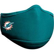 New Era Adult Miami Dolphins Aqua Face Mask