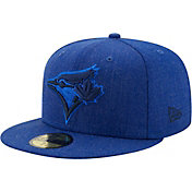 New Era Men's Toronto Blue Jays 59Fifty Heather Classic Fitted Hat
