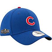 New Era Men's 2020 Postseason Chicago Cubs 39Thirty Stretch Fit Hat