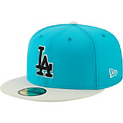New Era Men's Los Angeles Dodgers Blue 59Fifty Colorpack Fitted Hat